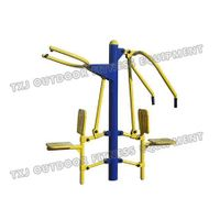 low price outdoor gym equipment and outdoor fitness equipments manufacturer in china