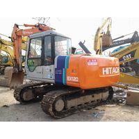 Used Crawler Excavator Hitachi EX120