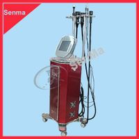 RF vacuum therapy cellulite slimming machine for body shaping thumbnail image