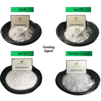 Coolada/ Koolada/ Coolant/ Cooler/ Chiller WS-23 Powder CAS.: 39711-79-0 Cooling Agent WS-3 Powder thumbnail image