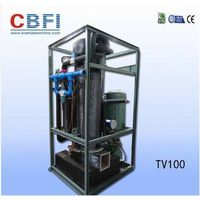 High efficiency and energy saving of ice tube machine