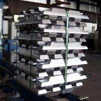 Aluminum Ingots, Zinc Ingots, Lead Ingots, Copper Ingots, Steel Ingots. thumbnail image