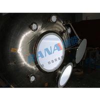 Fluoroplastic lining tank PTFE olefine acid horizontal storage tank thumbnail image