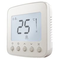 TF228WN Digital FAN Coil Control Thermostat
