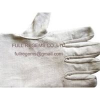 safety working cotton gloves thumbnail image