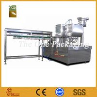 Standing Pouch Filling and Capping Machine, Stand-up Bag Packing Machine thumbnail image