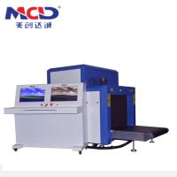 Big Tunnel X-Ray Baggage Scanning Machine /China High Quality Airport Baggage Conveyor