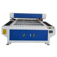 GW-1325 mixed laser cutting machine with Helical gear rack, servo motor thumbnail image