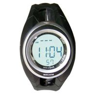 W124 Heart rate monitor/pluse measuring watch