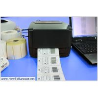 Barcode Label Maker Utility for price tag designing