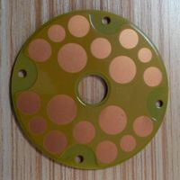 thick copper board 12OZ