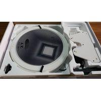 Wireless handheld upright vacuum cleaner