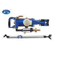 YT28 air leg rock drill machine