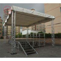 Outdoor Aluminum Concert Event Portable Mobile Smart Truss System Stage Truss thumbnail image