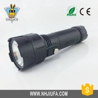 On sale ABS plastic led bulb flashlight,Powerful and cheap led plastic torch flashlight,High power P