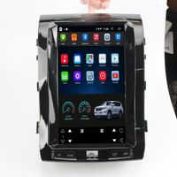 Vertical Screen 13.8 Inch Android Car Multimedia Navigation For Toyota Land Cruiser 2008-2015 thumbnail image