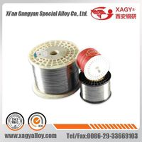 High quality glass to metal seals alloy 27
