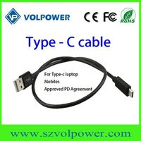 Hot selling type-c cable micro usb data cable 1M 2M high speed usb charging thumbnail image
