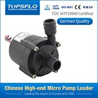 dc brushless centrifugal circulation small water pump