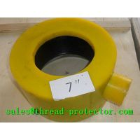 Dismountable Inflatable Thread Protector
