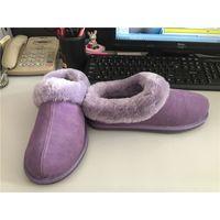 Shearling Cuff Footwear