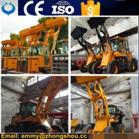 3ton mining timber loader for manufacturing