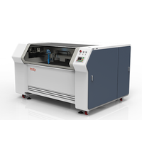 laser metal&non-metal cutting machine with swiss design bcl-xm