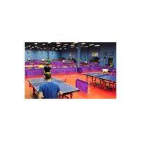tennis court floor with good quanlity
