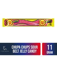 Chupa Chups Sour Belt Jelly Candy 11gr