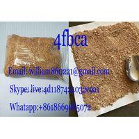 99.9% purity best stimulant 4fbca Fine power brown yellow 4fbca strongest cannabinoid 4fbca