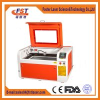 600400mm working area minni laser engraving machine from Shandong manufacturer
