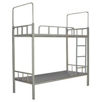 Knock Down Stucture steel furniture bunk bed on sale