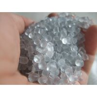 recycled PVC pellets
