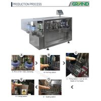 GGS-118 P2 Plastic bottle forming filling and sealing machine thumbnail image