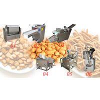 Nigeria chin chin production line