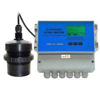 Ultrasonic liquidometer level transmitter meter