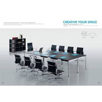 Transcube modern office desk T1880G
