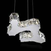 crystal pendant light wholesale