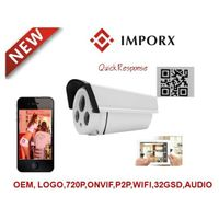 2014 hot selling products 1MP Wifi P2P hidden IP Camera with SD support Smart Phones,Onvif thumbnail image