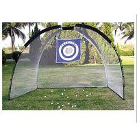 golf practicing net
