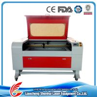 CO2 Laser Engraving and Cutting Machine thumbnail image