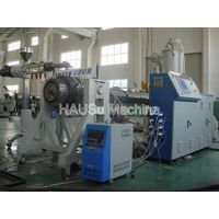 Plastic Pipe Extrusion Line_HDPE/PPR/PP Water Supply/Gas Distribution Pipe Extrusion Line
