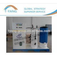 Integrated Sodium hypochlorite generator