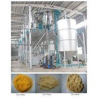 corn flour milling, corn processing machine, corn mill, corn huller/sheller/grinder