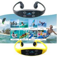 New Swimmer coaching radio swimming bone conduction headphone thumbnail image