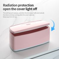 180S 99.9% Ozone UV Light Nail Sterlizer Double Disinfection Dry Manicure ToolBox Ozone Generator St thumbnail image