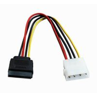 SATA to Molex 4 pin cable