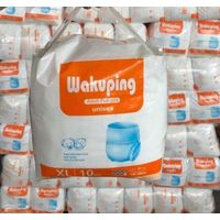 Breathable Absorption Baby paper Diapers