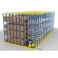 Industry /Drive-In Racking /Warehouse Racking /Shelf/Pallet Racking