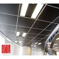 Lay in Metal/Aluminum Ceiling tiles used for T-Grid